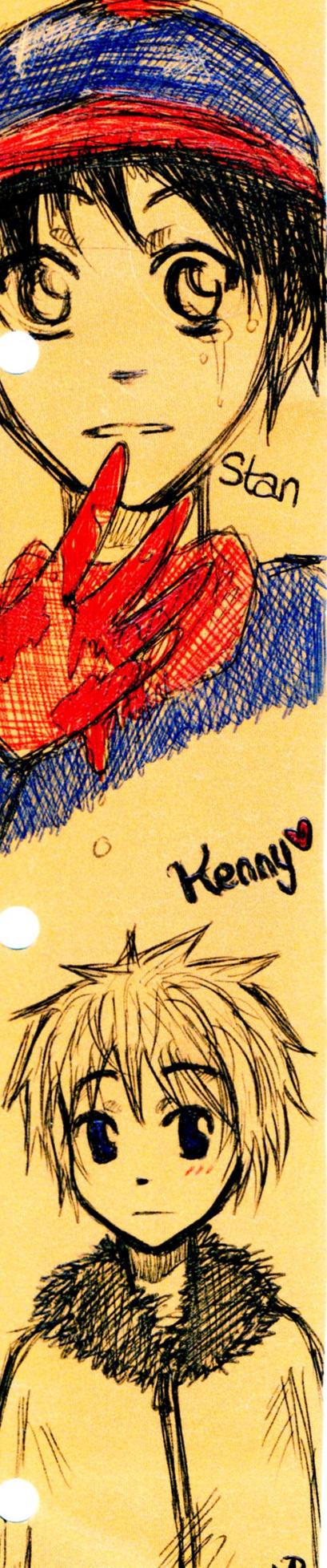 SP : Kenny and Stan by liar-must-die