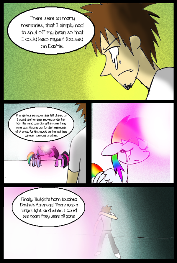 My Little Dashie: Page 137 by NeonCabaret