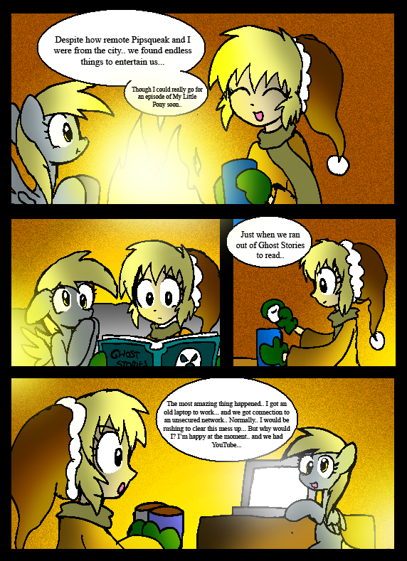 Derpy's Wish: Page 54 by NeonCabaret