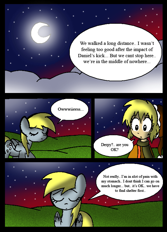 Derpy's Wish: Page 81 by NeonCabaret