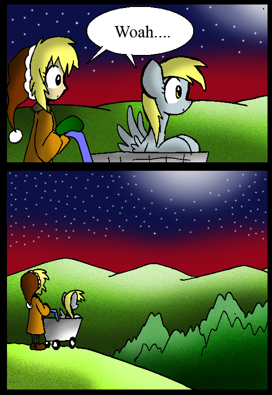 Derpy's Wish: Page 84 by NeonCabaret