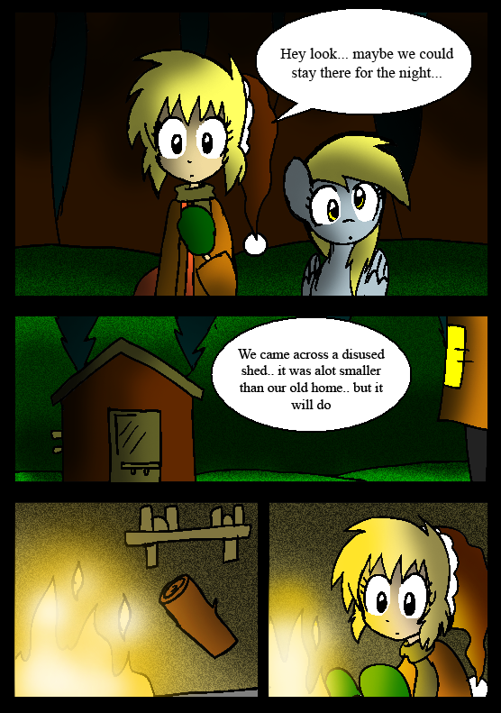 Derpy's Wish: Page 90 by NeonCabaret