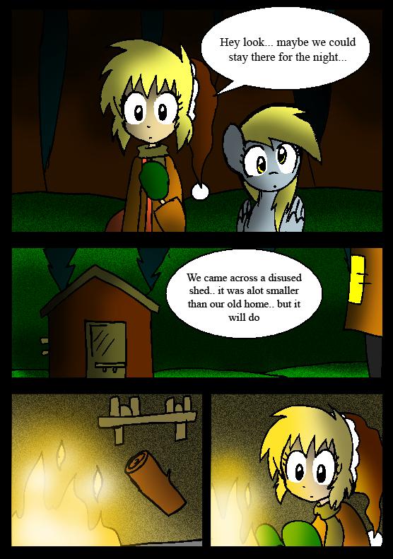 Derpy's Wish: Page 90 by NeonCabaret