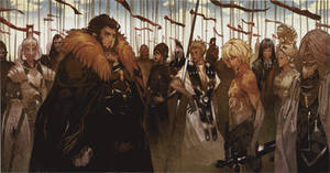 Ionioi Hetairoi: Army of the King in minecraft by InfiniteMinecraftArt