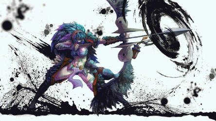 Monster Hunter MINECRAFT PIXEL ART 2 BOW by InfiniteMinecraftArt
