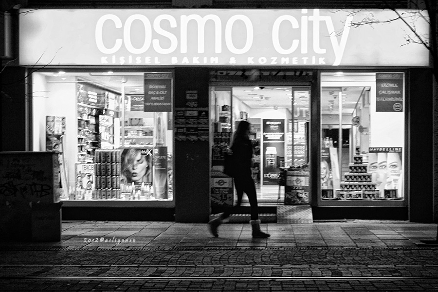 cosmo city by pigarot