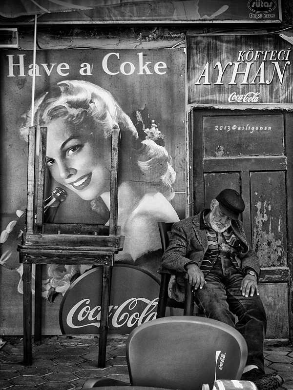 Have a Coke by pigarot