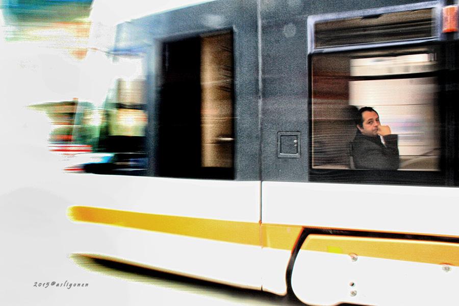 Passenger by pigarot