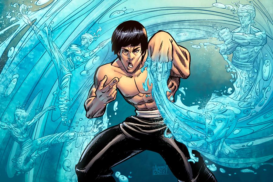 Bruce Lee - BA by ArtosTrasoAtros