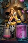 Cyberpunk Princess- BA