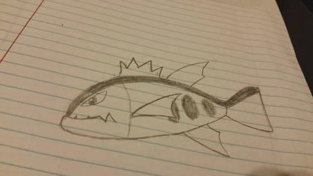 my favorite fish Pokmon  by fisherman117