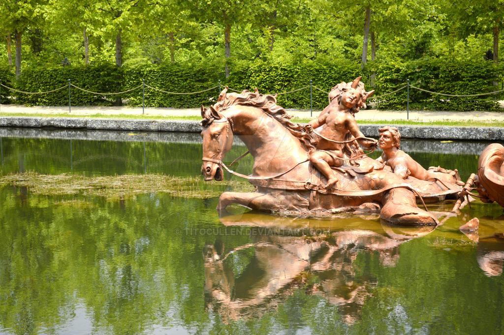 #Fuentes #Jardines #Monumentos by TitoCullen