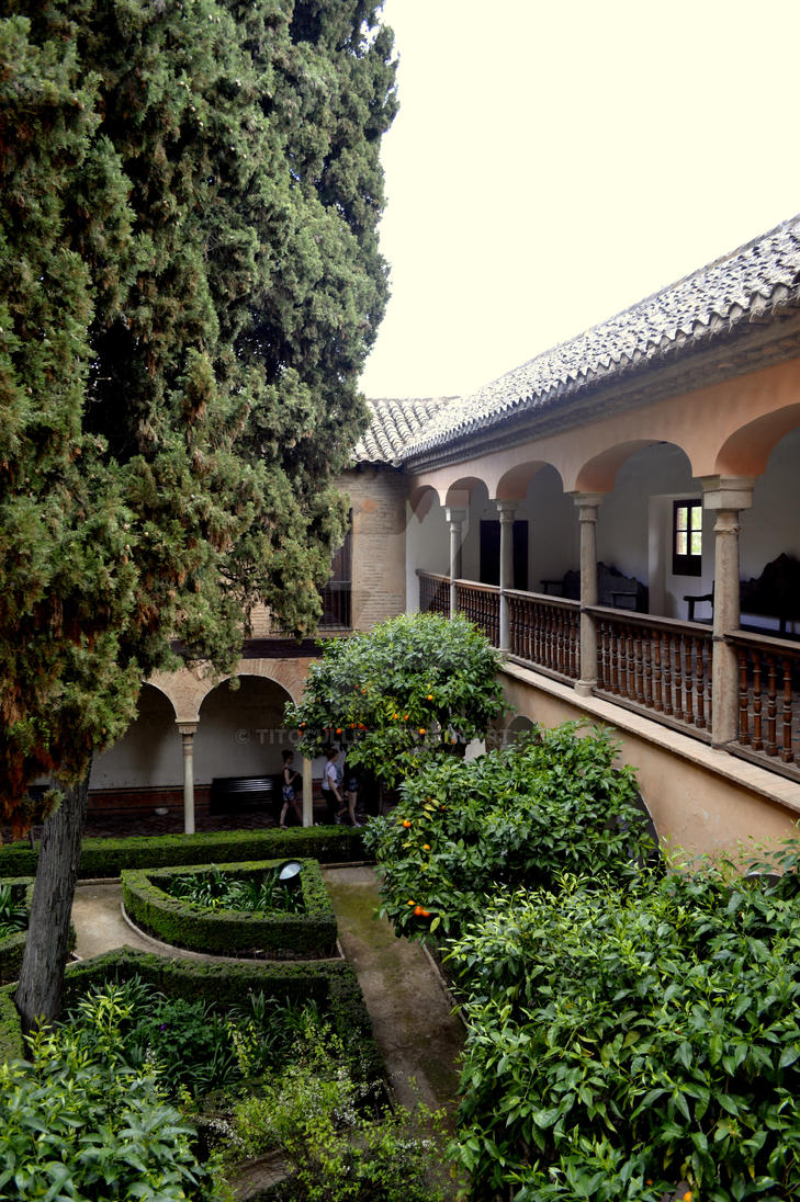 #Fuentes #Jardines # Patio by TitoCullen