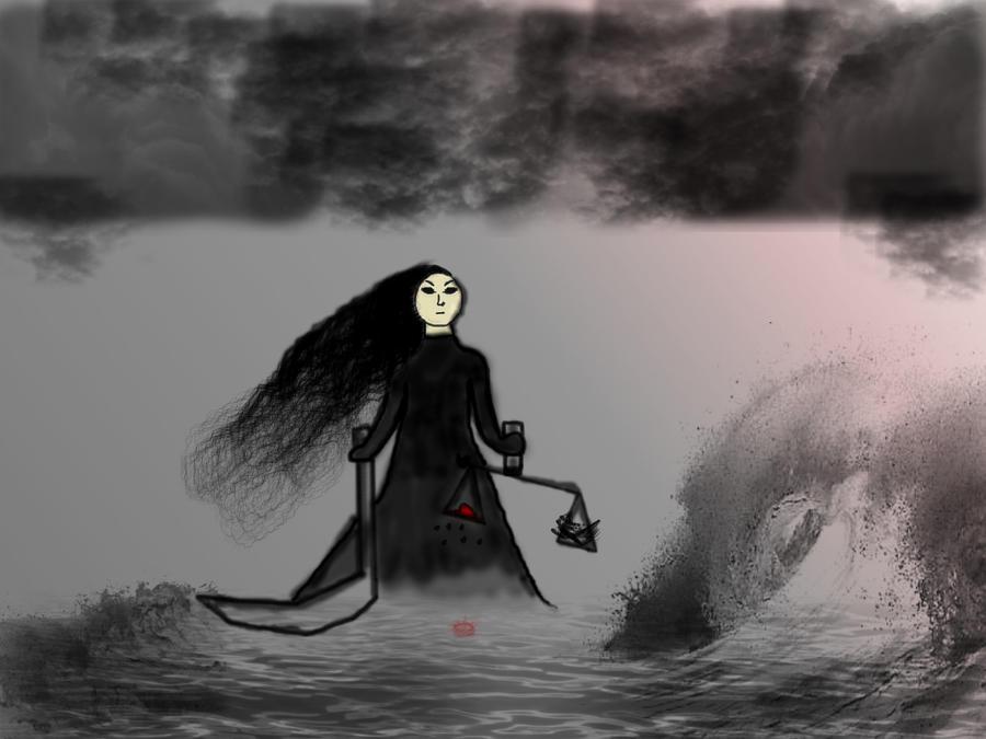 Death Colossus by PrincessBejita