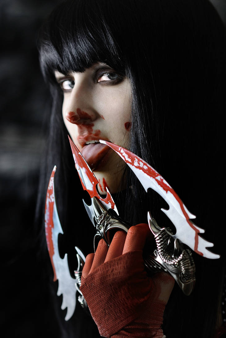 vampire the mascarade 3 by E1ectrostatic