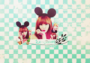 HyunA-IceCream