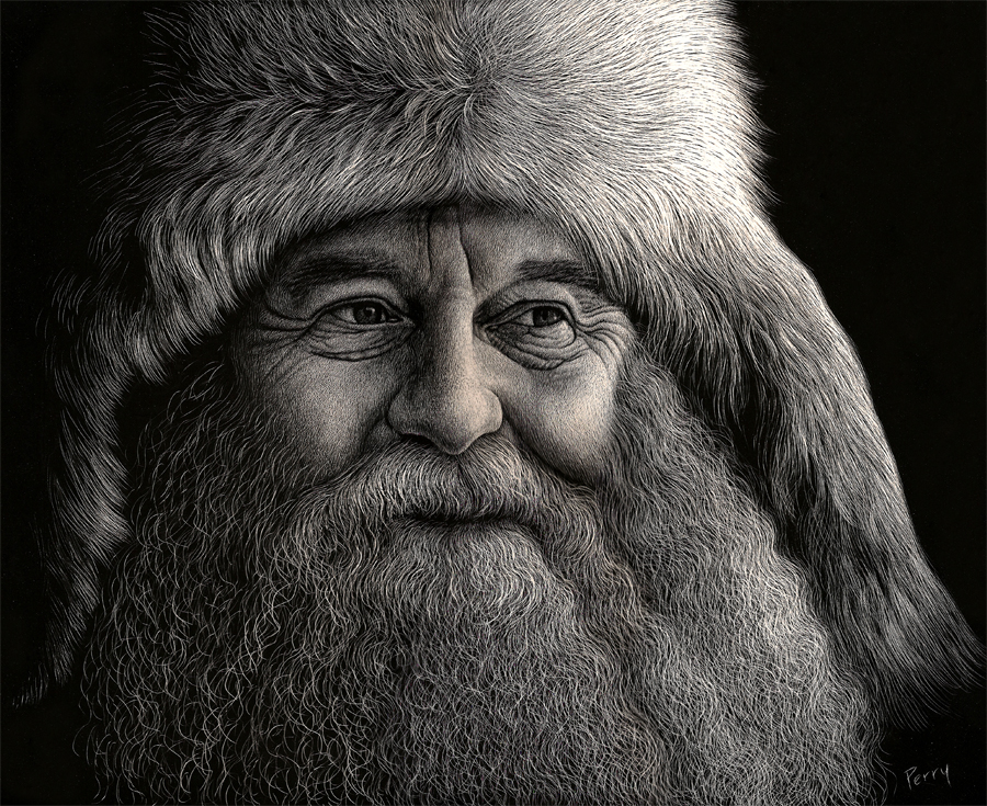 Mountain Man by nathanperry