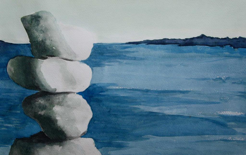 Rocks by Strooitje