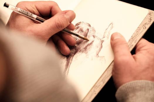 Drawing 'Urlar'