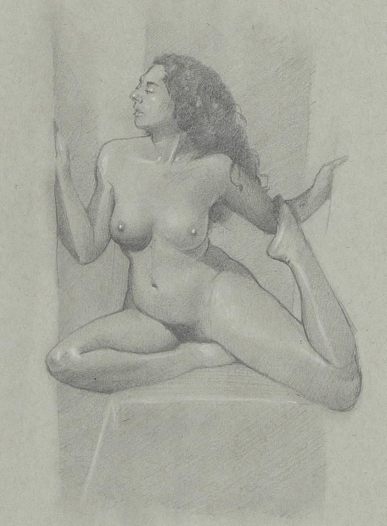Monique II by Strooitje