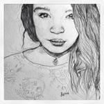 Alexandra by taufairy