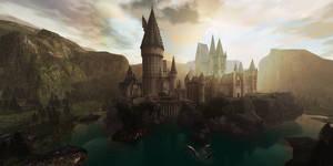 Mischief Managed   Castle
