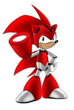Sonicman----Mega Monic----