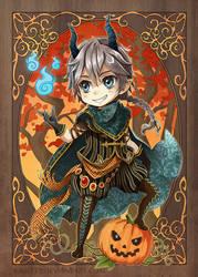 October Magic by Radittz