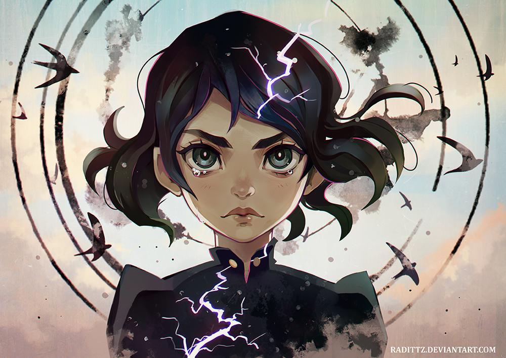 Inner Storm by Radittz