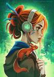 Redheads by Radittz