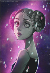 White  Pearl by Radittz
