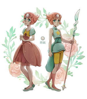 Two Pearls