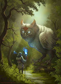 Owl Sage