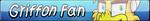 Griffon Fan Button! by Topaz-The-CrossCat73