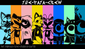 The Pata Crew Wallpaper Styled