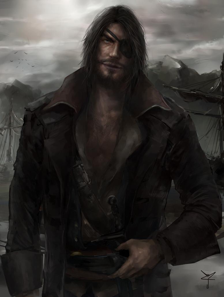 Euron Greyjoy by Nick-Zero on DeviantArt