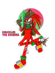 Knuckles Redesign