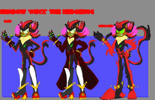 Shadow 'Onyx' the hedgehog