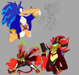 Boltz and Onyx sketch dump