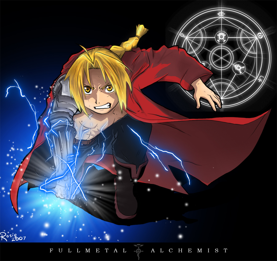 Fullmetal by forevergeek