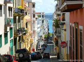 Old San Juan by KeiFan