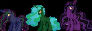 Fallout Equestria: Heroes-Alicorns