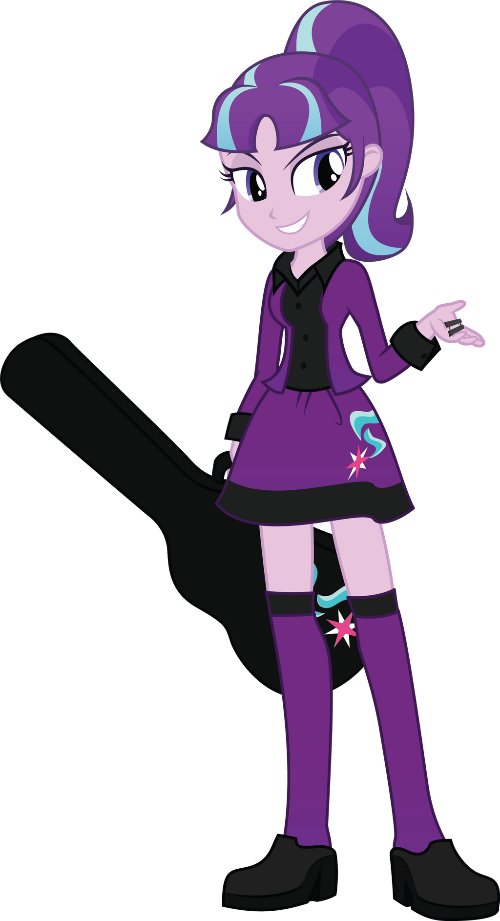 Equestria Girls: Starlight Glimmer by geekladd on DeviantArt