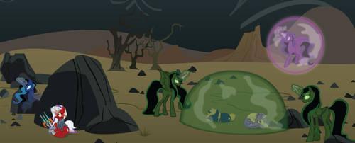 Fallout Equestria: Unicorn Hunting