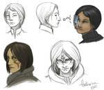 Bioware gals