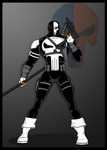 Punisher and Deathstroke