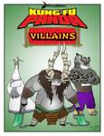 Kung Fu Panda Villains!