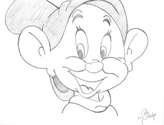 Dopey Dwarf by momarkey