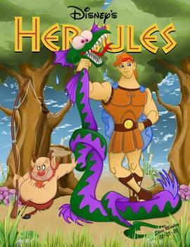 Disney's Hercules and Phil