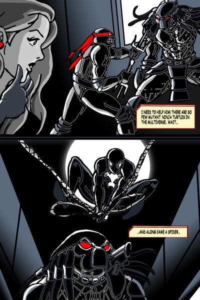 Spiderman vs Predator favourites by shatteredglasscomic on ...